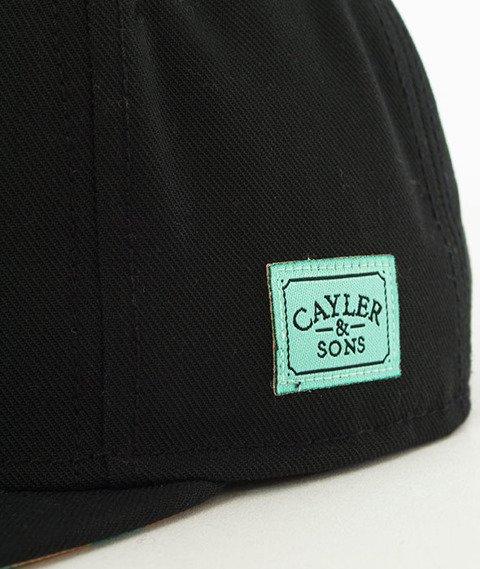 Cayler & Sons-WL Me Rollin' Snapback Black
