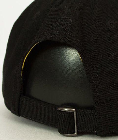 Cayler & Sons-WL Munchies Curved Snapback Black