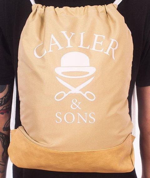 Cayler & Sons-WL Real Good Gym Bag Sand