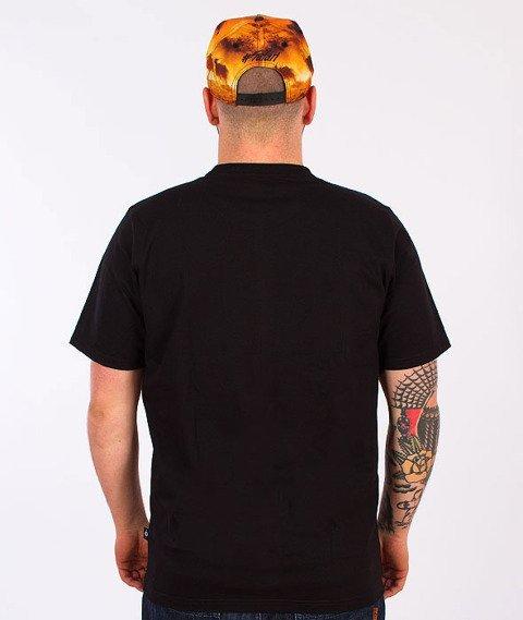 Chada-CHP Prison T-Shirt Czarny