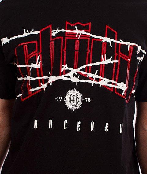 Chada-Ciernie T-Shirt Czarny
