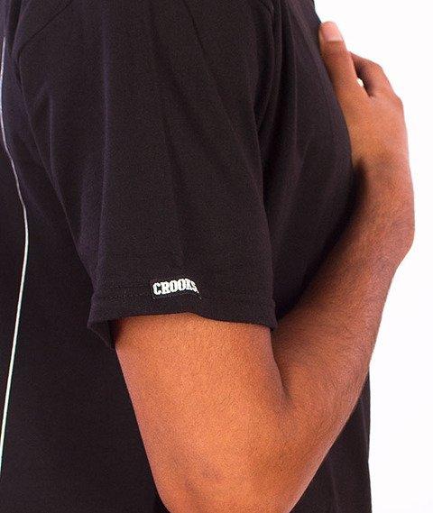 Crooks & Castles-Crookstape T-Shirt Black