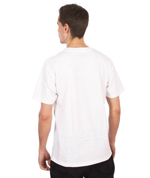 DGK-Puff Puff Pass T-Shirt Biały