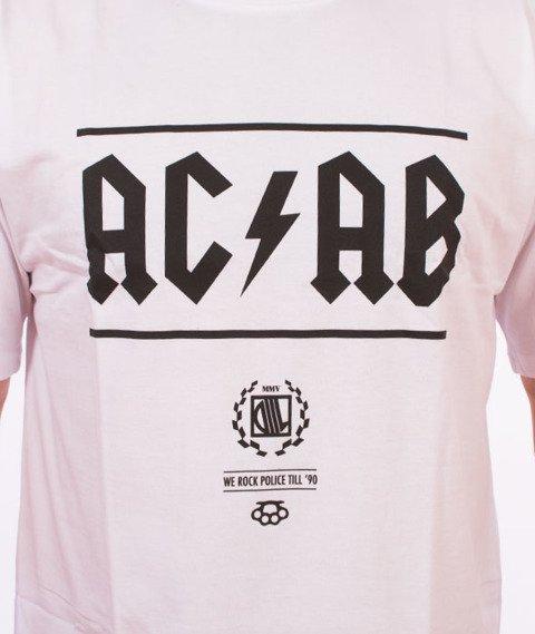 DIIL-ACAB T-Shirt Biały