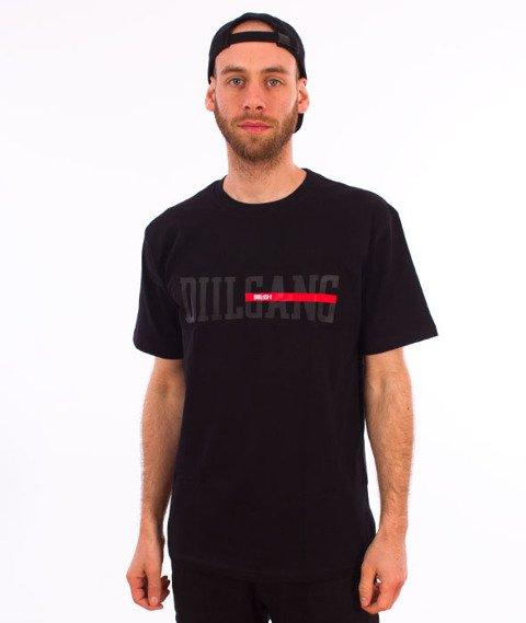 DIIL-Concealed T-Shirt Czarny