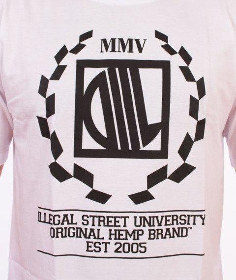 DIIL-Laur T-Shirt Biały