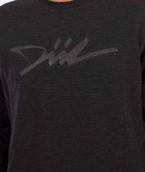 DIIL-Long Sky Bluza Grafitowa