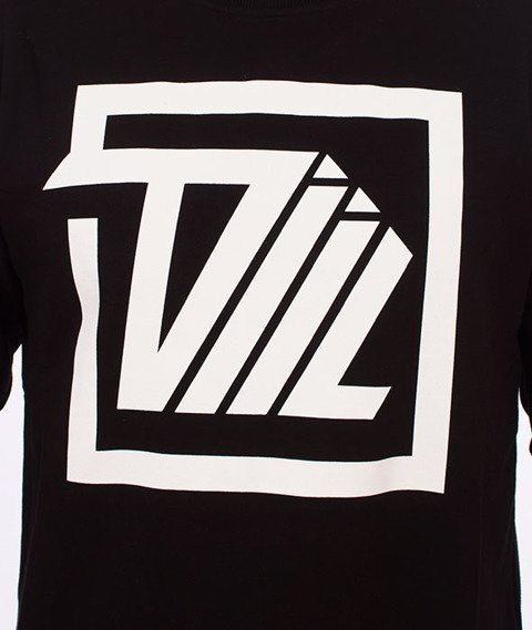 DIIL-Next Level Square Bluza Czarna