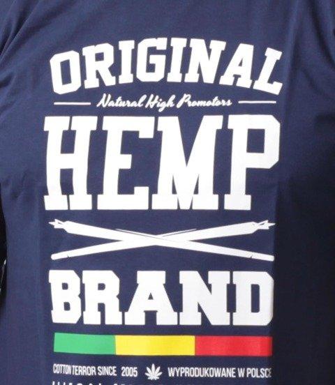 DIIL-OHB T-Shirt Granatowy