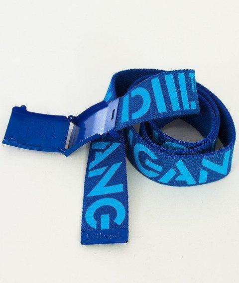DIIL-Premium Pasek Niebieski/Niebieski