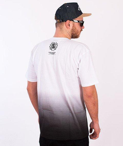 DIIL-Tone T-shirt Biały/Czarny