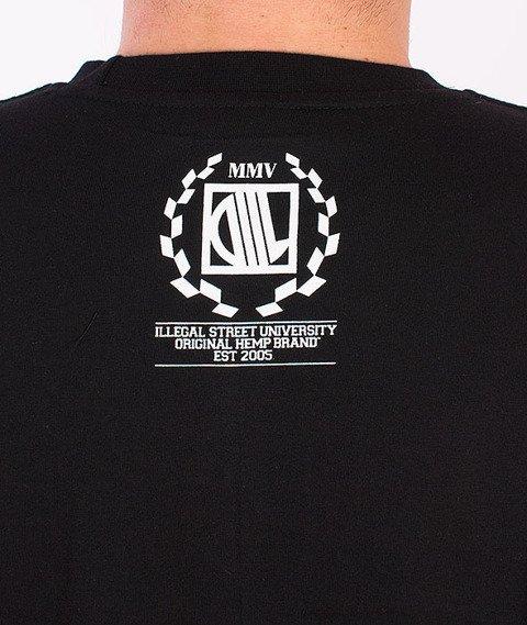 DIIL-True Gang T-shirt Czarny