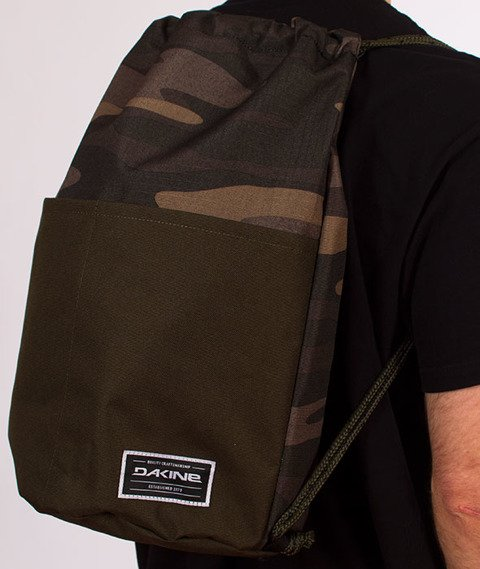 Dakine-Cinch Pack 17L Field Camo