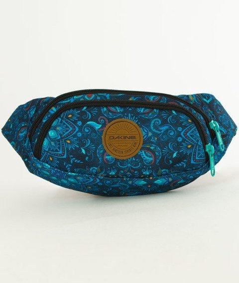 Dakine-Saszetka Hip Pack Blue Magnolia