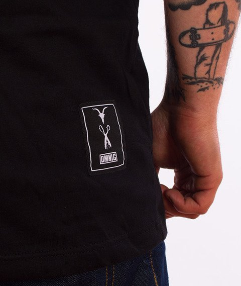 Demonologia-Gra O Tron T-Shirt Czarny