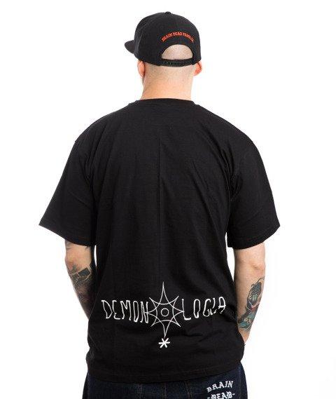Demonologia-Kapelusznik T-Shirt Czarny