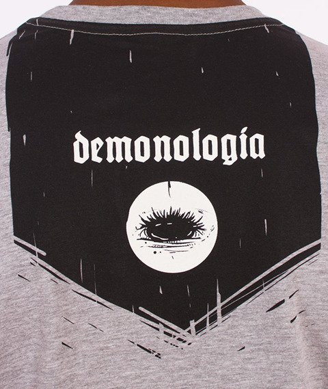 Demonologia-Rogi T-Shirt Szary