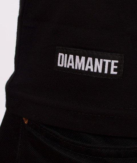 Diamante-Ciężko Jest Lekko Żyć T-Shirt Czarny