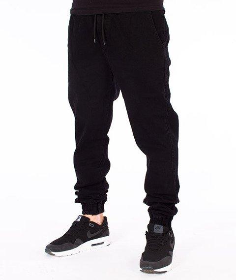 Diamante-Classic Jogger Jeans RM Pants Spodnie Czarny Jeans