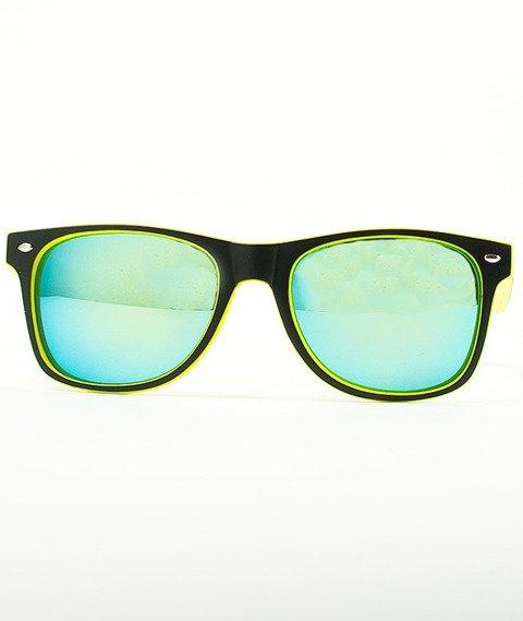 Diamante-Diamante 3 Okulary Żółte