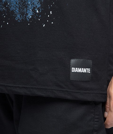 Diamante-Do You Wanna Balloon? T-Shirt Czarny