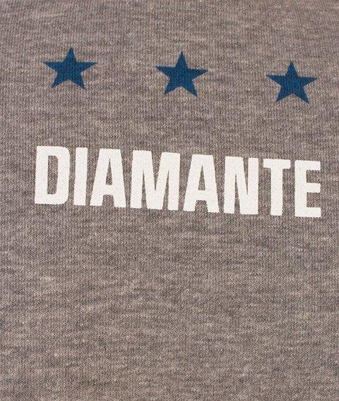 Diamante-Flight School Bluza Szara
