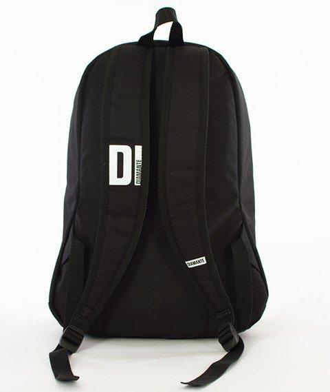 Diamante-LOGO 3 Plecak Czarny