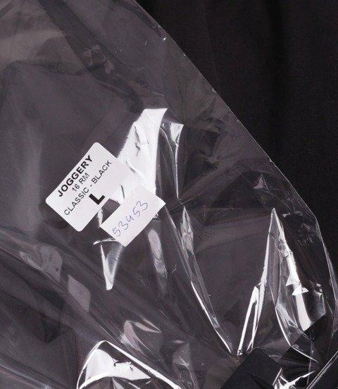 Diamante RM CLASSIC BLACK Jogger Czarny