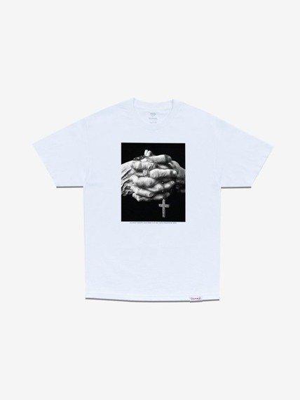 Diamond MERCY T-Shirt Biały