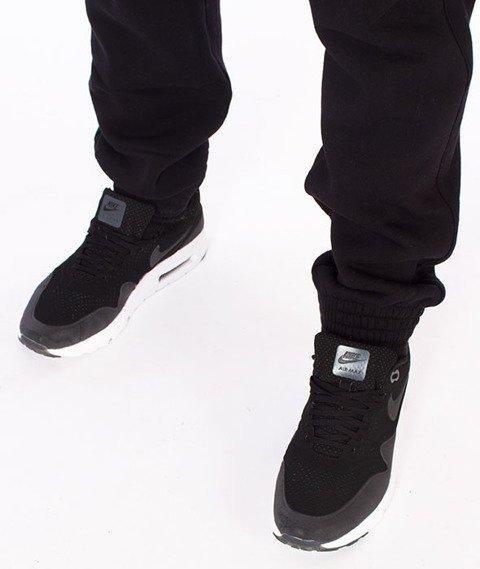 Dixon37-DIX Gradient Spodnie Dresowe Czarne