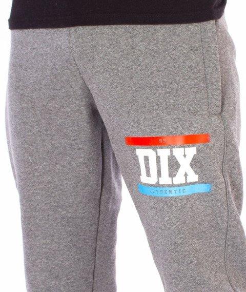 Dixon37-DIX Gradient Spodnie Dresowe Grafitowe