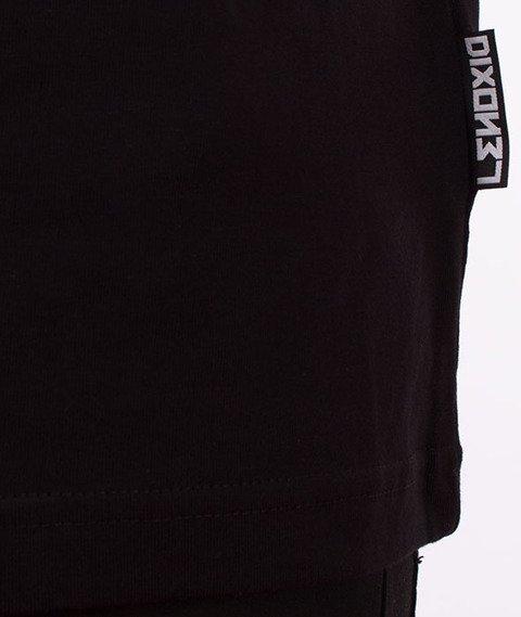 Dixon37-DIX Ornament T-Shirt Czarny