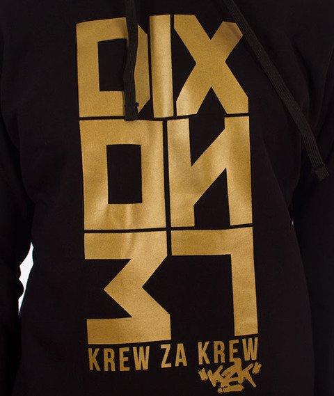 Dixon37-Gold KZK Bluza Kaptur Czarny