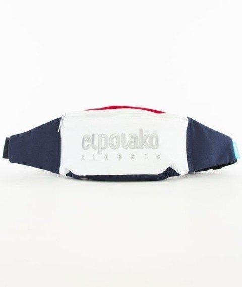 El Polako-3 Color Nerka Biała/Granatowa