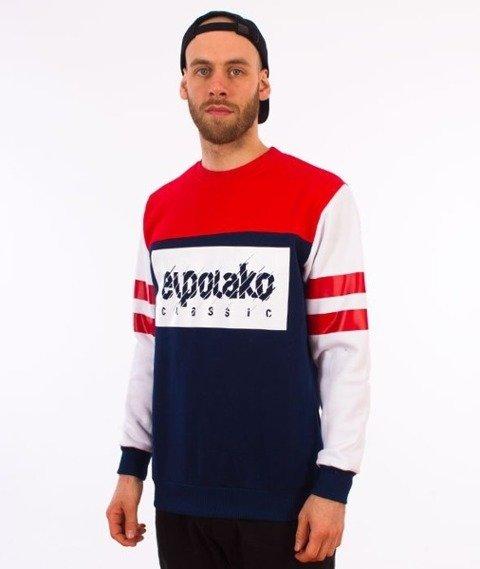 El Polako-3 Colors Bluza Granatowa
