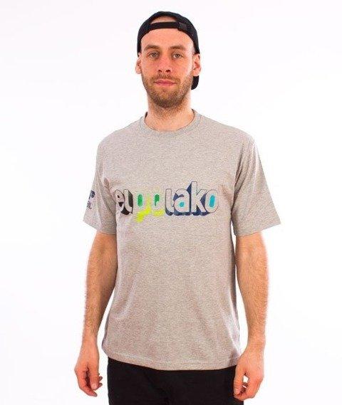 El Polako-3D T-Shirt Szary