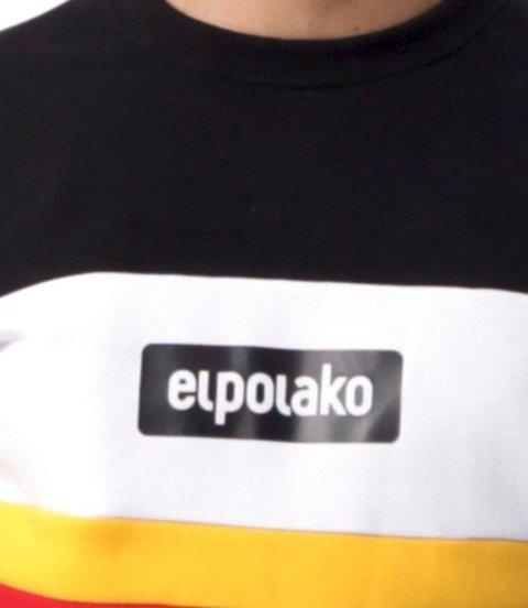El Polako-3EP Cut Bluza Czarny