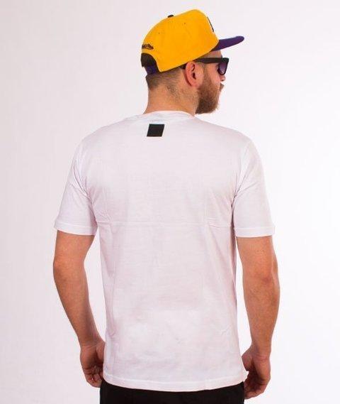 El Polako-Alfabet T-Shirt Biały