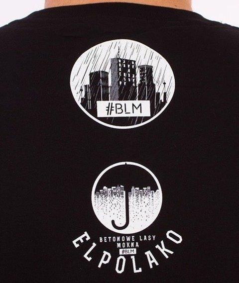 El Polako-BLM T-Shirt Czarny