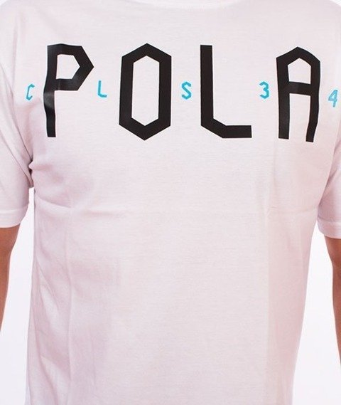 El Polako-CLS 34 T-Shirt Biały