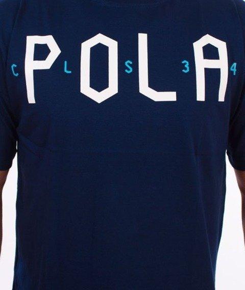 El Polako-CLS 34 T-Shirt Granatowy