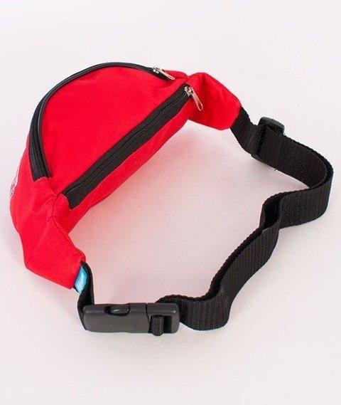 El Polako-Champion Street  Bag Czerwony