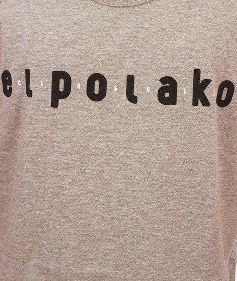 El Polako-Classic Tank-Top Szary