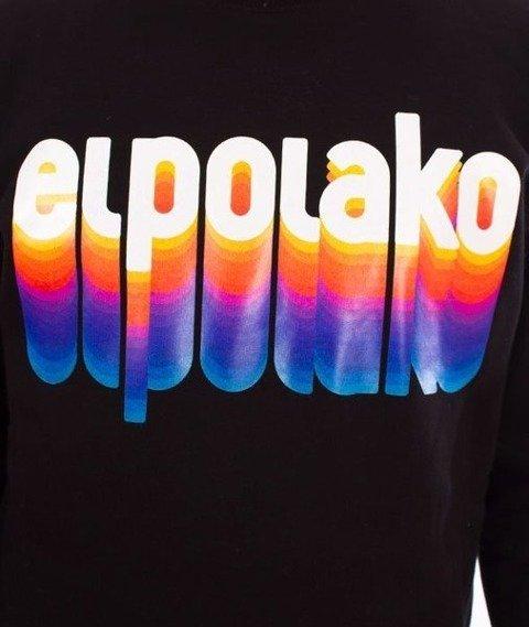 El Polako-Colors Crewneck Bluza Czarny