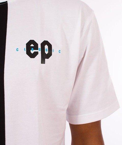 El Polako-Crew T-Shirt Biały