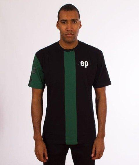 El Polako-Crew T-Shirt Czarny