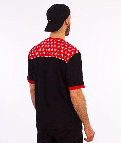 El Polako-Cut T-Shirt Czarny