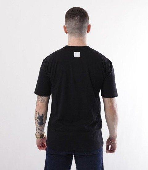 El Polako-Destroyed Town T-Shirt czarny