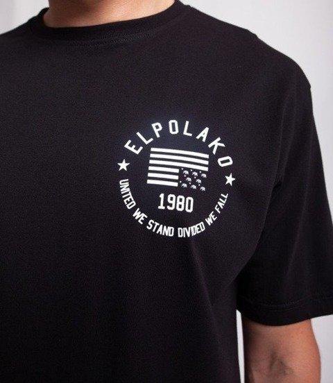 El Polako EL POLAKO 1980 T-Shirt Czarny