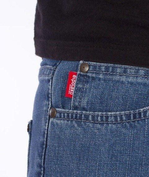 El Polako-ELPO Regular Jeans Light Blue